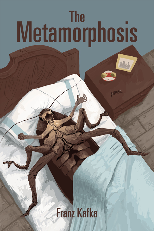 the final four pages of the metamorphosis by franz kafka Franz kafka (3 july 1883 – 3  kafka prepared a final collection of four stories for print,  notes and questions on franz kafka's the metamorphosis / the .