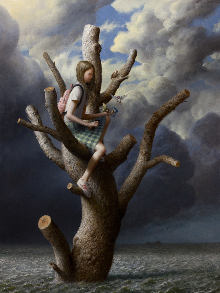 The Tree, by Aron Wiesenfeld